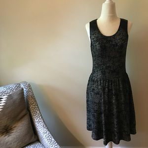 EUC ModCloth Everly Sparkle Fit-and-Flare